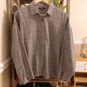 Flannel bromwell top